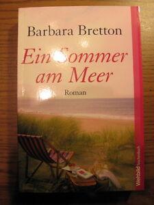 Barbara-Bretton-Ein-Somemr-am-Meer-Liebesroman-Taschenbuch