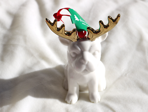 French-Bulldog-ornament-with-antlers