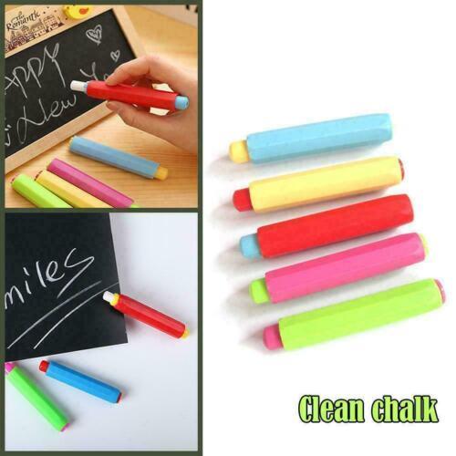 5 Pcs Chalk Holders Teaching Hold For Teacher Children Home-Education/_On O1 G3C1