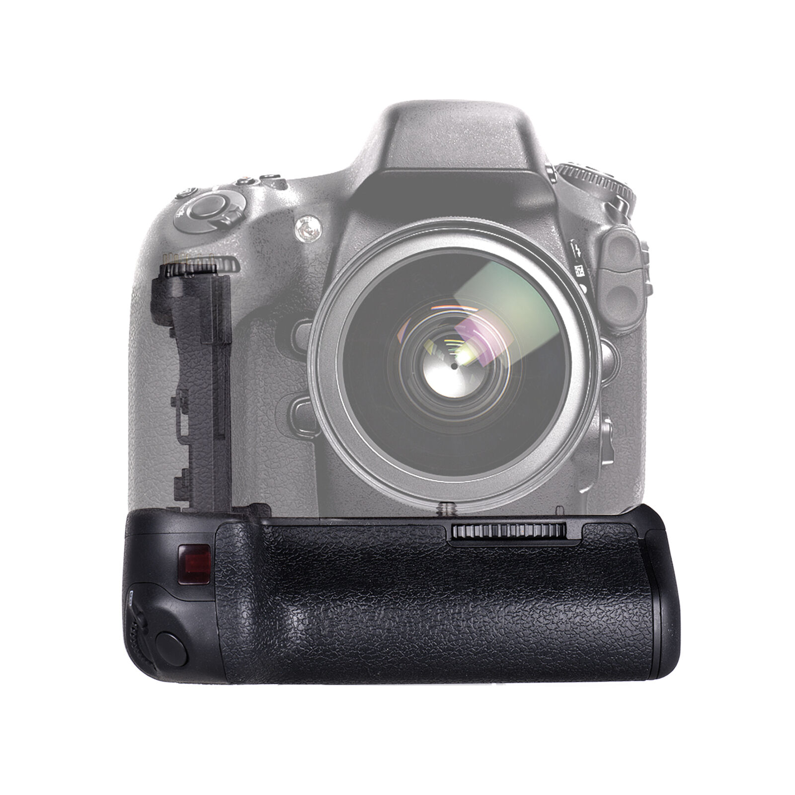 Professional Vertical Grip Holder Powered by -E6 AA LR6 X7Z5