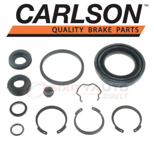 Carlson 15081 Brake Caliper Repair Kit Disc Pad Service Hardware li