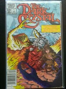 The-Dark-Crystal-1-Newsstand-Edition-Movie-Adaptation-Marvel-BONUS-FREE-COMIC