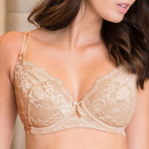 Caramel Pour Moi Amour Underwired Non Padded Bra 1502