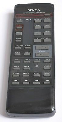 2019 Nieuwe Stijl Denon Rc-129 Remote Control