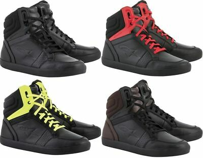 Pick Size 2020 Alpinestars Centre Motorcycle Street Riding Shoes