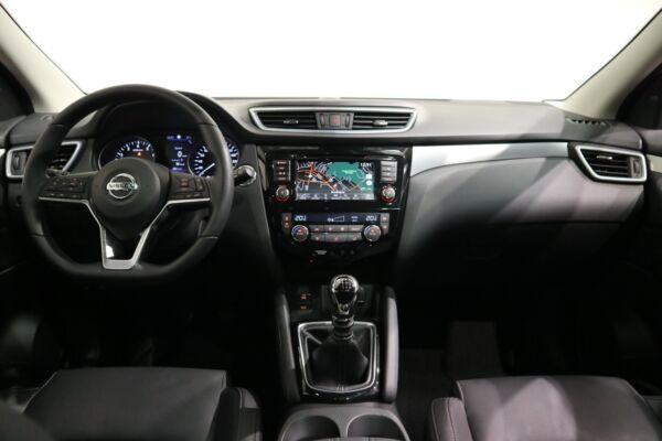 Nissan Qashqai 1,3 Dig-T 140 Tekna - billede 5