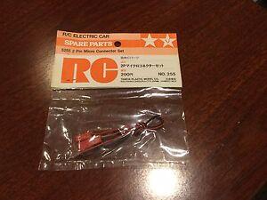 Tamiya-255-5255-Vintage-2-Pin-Micro-Connector-Set