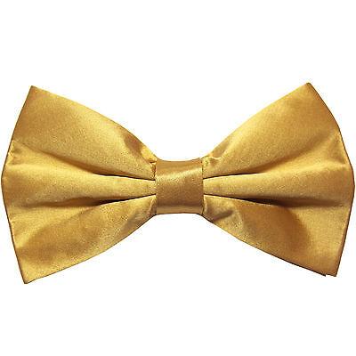 New in box men/'s pre-tied bowtie 100/% silk Burgundy solid formal wedding prom