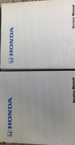 2006 2007 2008 2009 2010 2011 Honda CIVIC Shop Repair Service Manual SET 2 VOL