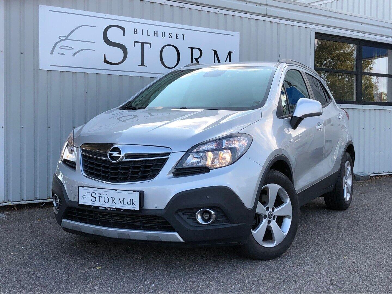 Opel Mokka 1,7 CDTi 130 Enjoy eco 5d - 123.900 kr.