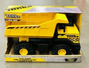 Tonka Classics Mighty Steel - Véhicule pour camion-benne 42cm