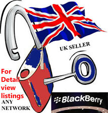Blackberry Unlock Code 9800 9700 9360 9790 9300  *****FASTEST SERVICE EVER*****
