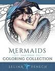 Mermaids - Calm Ocean Coloring Collection by Selina Fenech (Paperback / softback, 2015)