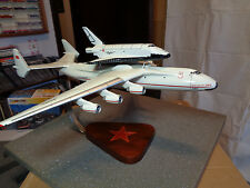 "RUSSIAN ANTONOV AN225 ""DREAM"" WITH MOUNTED SPACE SHUTTLE 1/200  IN FACTORY BOX"
