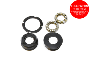 MTB,TREKKING,HYBRID CYCLE COTTERLESS BOTTOM BRACKET CUP /& BEARINGS BB SET,BLACK