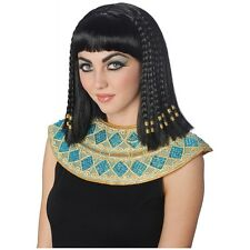 Cleopatra Wig Adult Egyptian Costume Halloween Fancy Dress
