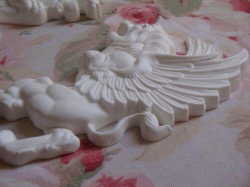 Lion Griffin Pair Left /& Right Furniture Applique Architectural Pediment New