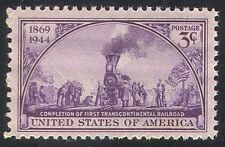 USA 1944 Rail/Railways/Trains/Steam Engine/Locomotive/Transport 1v (n25212)