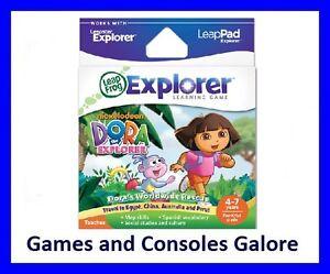 Leap-Pad-Ultimate-Leapster-Explorer-Dora-the-Explorer-LeapPad-Explorer