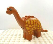 Lego Duplo Figure Hippopotamus head moves