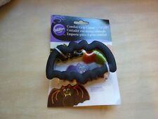 Wilton Halloween Comfort Grip Cookie Cutter Bat, Stock No. 2310-661