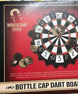 Magnetic DartBoard with Darts Party Fun Game Set Gift Safety Dart Board Kids Toy