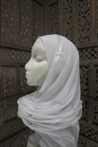 ONE PIECE Amira Hijab con due allegati Wrap KUWAIT Mona Hijab un pezzo