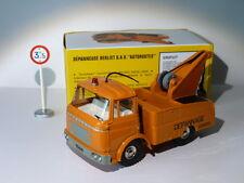 camion dépanneuse Berliet GAK autoroutes - ref 589 A de dinky toys atlas