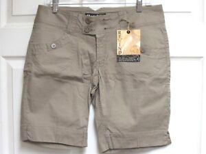REWIND-Juniors-Brown-Shorts-Size-11-NEW-NWT-Cute-9-5-034-Inseam