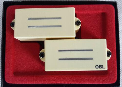OBL Bill Lawrence L-60 PB precision Pickup  Creme Tonabnehmer Bass Germany