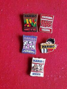 Lot-x-3-Haribo-Chamallows-Zicoto-Tagada-Chocolat-Confiserie-Biscuit-Petit-garco