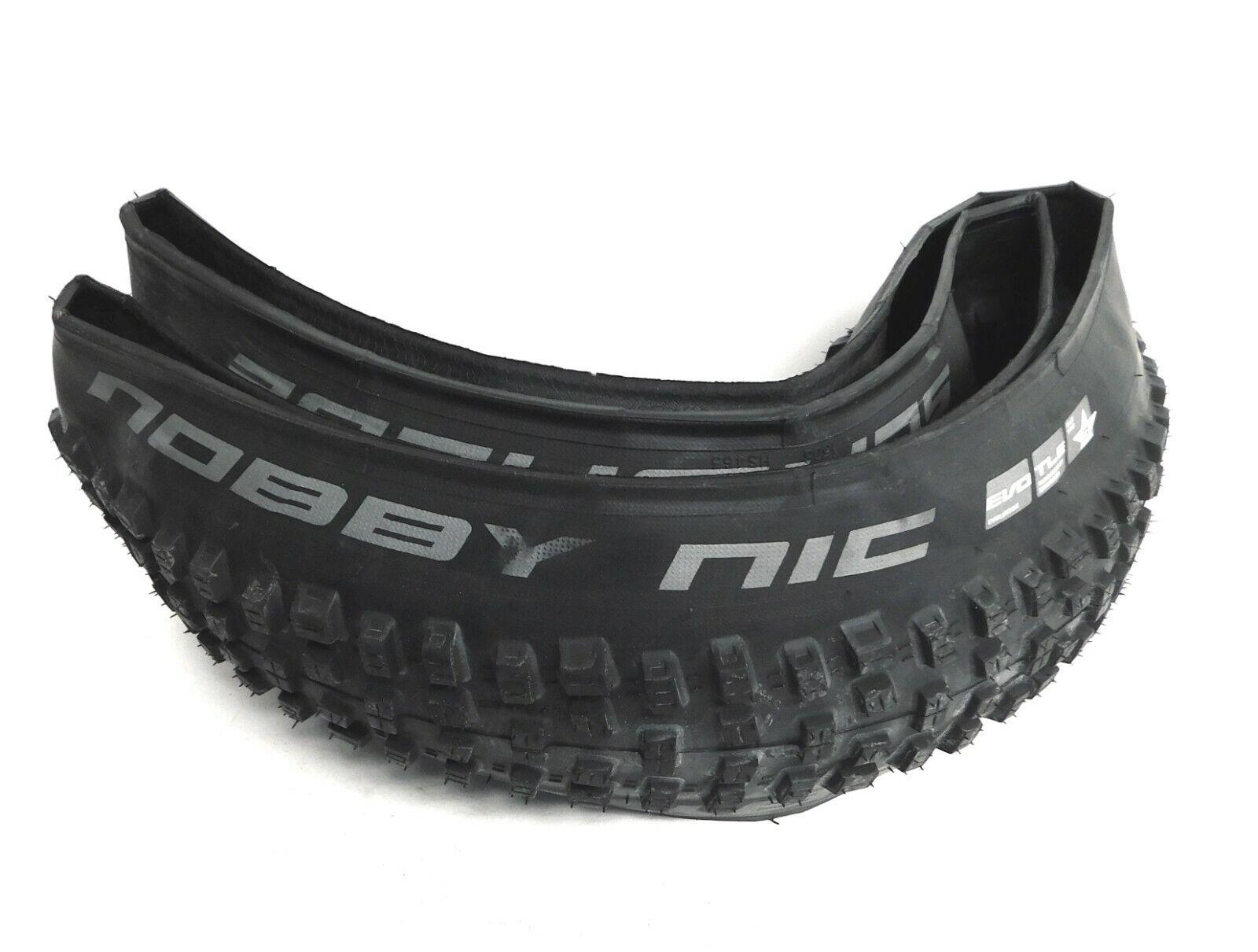 Coat Schwalbe Nobby Nic 27,5x2,25 Model 2015 Price 1 Tyres Ultra Light