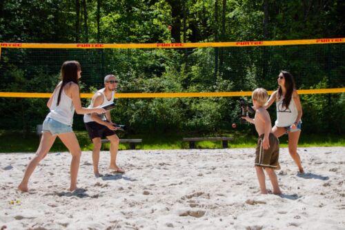 Bassalo Becherspiel Strandspiel Wasserspiel Ballspiel 2er Set
