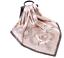 Indexbild 3 - Halstuch Seide Optik Tuch Rundschal 90cm Bandana Glanz Damen Schal Gold Mund