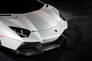 Novitec Front Trunk Lid Hood With Air Ducts Lamborghini
