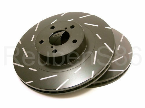 FRONT USR7120 EBC ULTIMAX USR SLOTTED SPORT BRAKE ROTORS