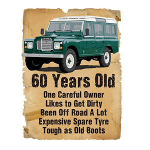 Image Is Loading 60 Year Old 60th Birthday Gift Landy Man