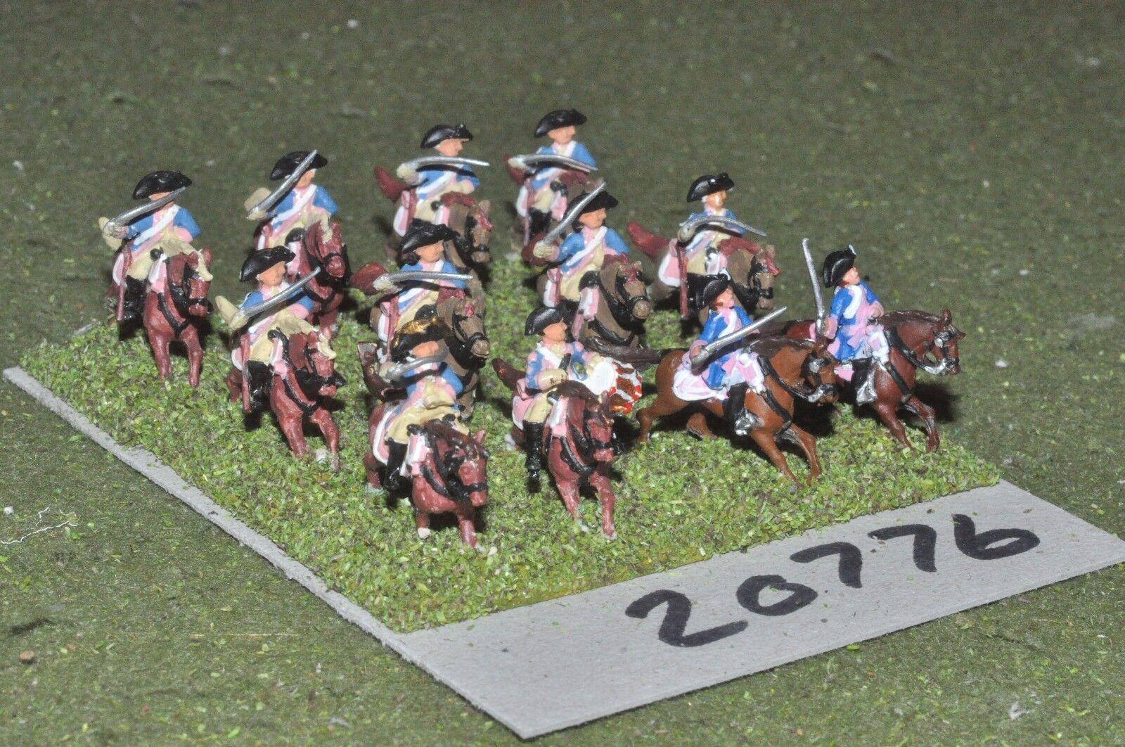 15mm 7YW   prussian - seven years war cavalry 12 cavalry  - cav (20776)