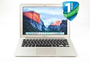 Apple-A1466-MacBook-Air-13-3-034-Laptop-Core-i5-5250U-128GB-SSD-4GB-RAM-Early-2015