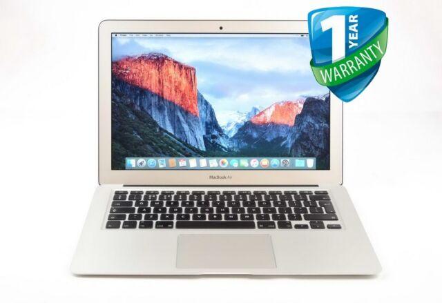 "Apple A1466 MacBook Air 13.3"" Core i5-5250U 128GB SSD 8GB RAM Early 2015"