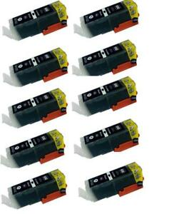10-x-generic-PGI-650XL-PGI650XL-ink-cartridges-for-Canon-MG6660-MG5660-MX926