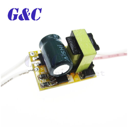 LED Chip Driver Power No-waterproof Driver Transformer AC 85-265V 3//20//30//100W