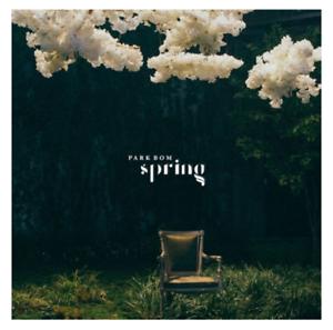 K-POP-Park-Bom-2NE1-NEW-Single-Album-034-Spring-034-1-Photobook-1-CD-Free-Ship
