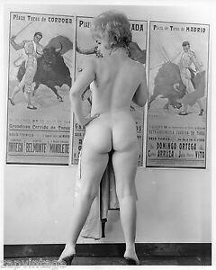 Vintage kurvige Mädchen nackt — bild 9