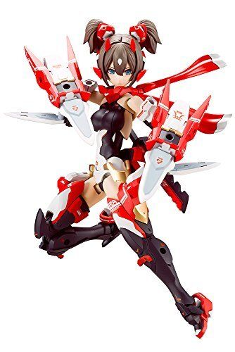 Megami Appareil Asra Ninja 1 1 Echelle Complet Figurine Articulée Kit Modélisme