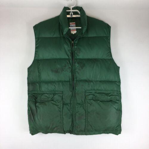 Vintage Frostline Goose Down Puffer Vest Jacket Me