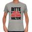 BITTE-1-50m-ABSTAND-HALTEN-Sprueche-Spass-Comedy-Lustig-Fun-Regel-Humor-T-Shirt Indexbild 4