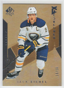 2018-19-UD-SP-AUTHENTIC-JACK-EICHEL-16-50-GOLD-BOUNTY-S-9-SPECTRUM-FX-Sabres