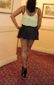 School Girl Mini Skirt Women/'s Ladies High Waist Short Party Pleated Plaid 012