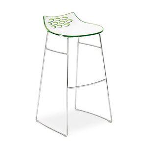 Super Details About Calligaris Jam Bar Stool Designer Lounge Chrome Sleigh Legs Stool Rrp 216 Sale Camellatalisay Diy Chair Ideas Camellatalisaycom